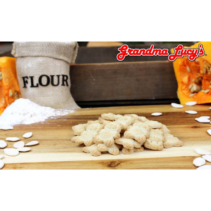 <b>10% OFF:</b> Grandma Lucy's Oven Baked Organic Pumpkin Dog Treats