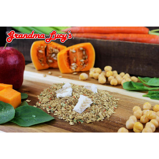 <b>10% OFF:</b> Grandma Lucy's Pureformance Freeze Dried Fish Dog Food
