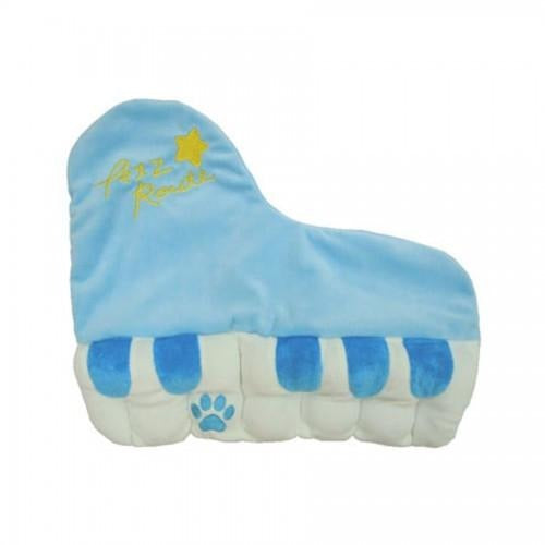Petz Route Blue Piano Dog Toy