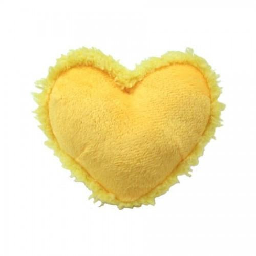 <b>15% OFF:</b> Petz Route Yellow Macaroon Dog Toy