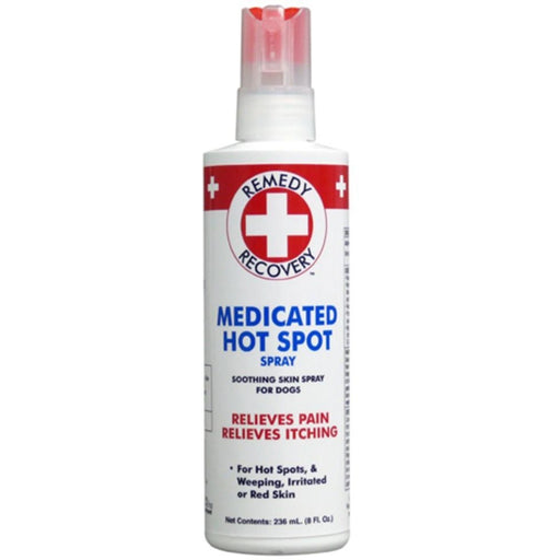 <b>10% OFF:</b> Remedy & Recovery Medicated Hot Spot Spray