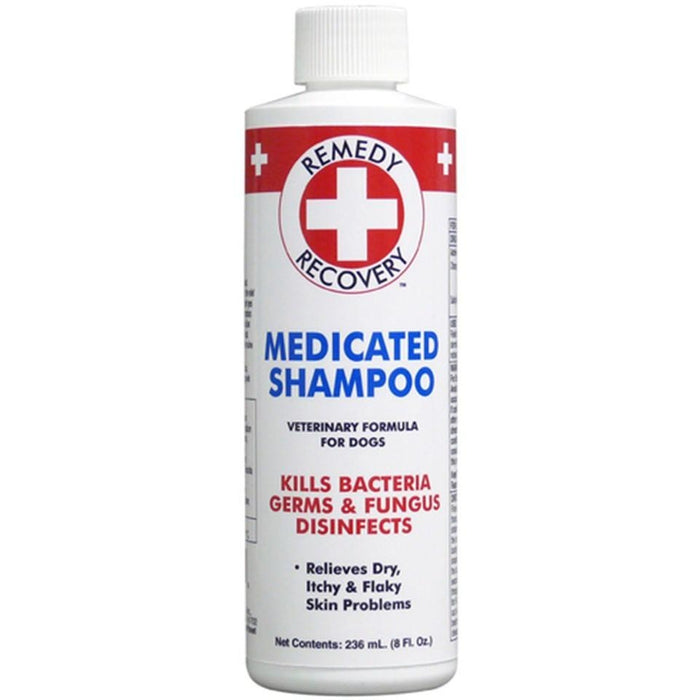 <b>10% OFF:</b> Remedy & Recovery Medicated Shampoo
