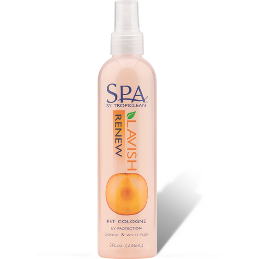 <b>15% OFF:</b> TropiClean SPA Lavish Renew Cologne Pet Spray