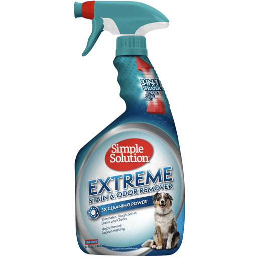 [LAUNCH PROMO] <b>33% OFF:</b> Simple Solution Extreme Stain & Odour Remover For Dogs