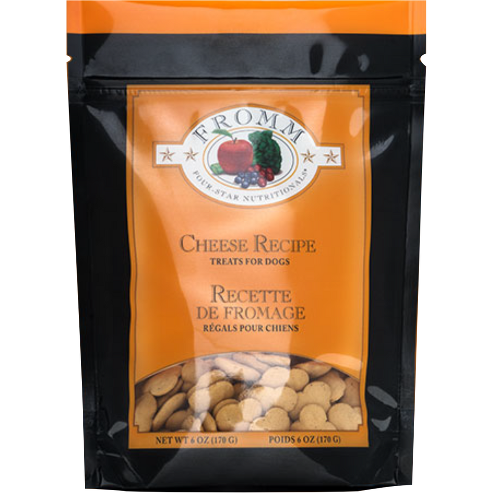 <b>10% OFF: </b> Fromm Grain Free Oven Baked Cheese Biscuits