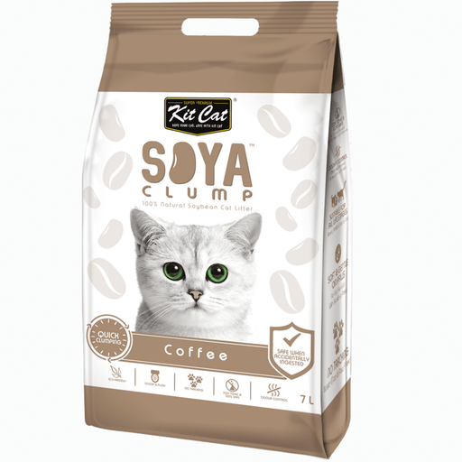 Kit Cat Soya Clump Coffee Cat Litter