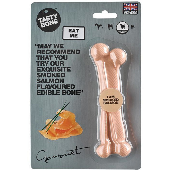 Tasty Bone Gourmet Smoked Salmon Flavoured Edible Bone