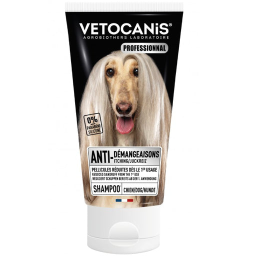 Vetocanis Professional Anti-Itching Shampoo For Dogs