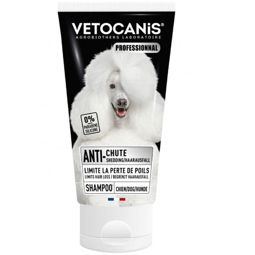 Vetocanis Professional Anti-Shedding Shampoo For Dogs