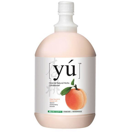 YU Apricot Moisturizing Rinse Off Conditioner