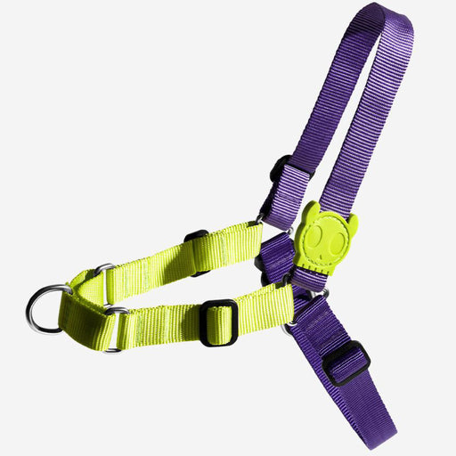 <b>10% OFF:</b> Zee Dog Lemonade Soft-Walk Harness For Dogs