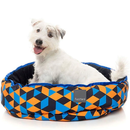 <b>15% OFF:</b> FuzzYard Amsterdam Reversible Pet Bed