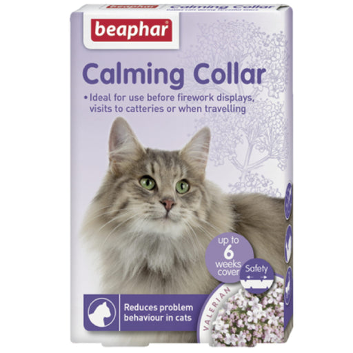 <b>10% OFF:</b> Beaphar Calming Collar For Cats