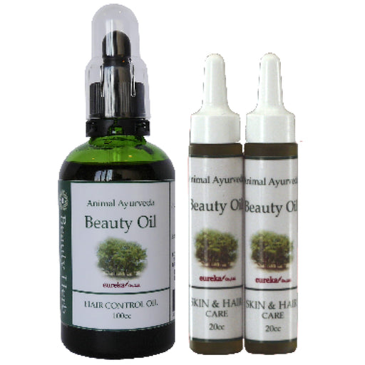 Animal Ayurveda Beauty Oil