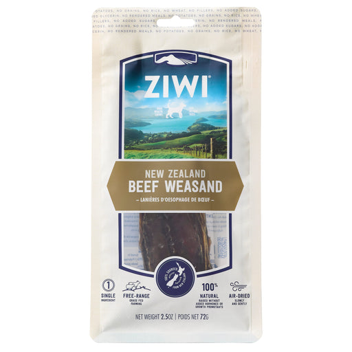 <b>20% OFF:</b> Ziwi Peak Air Dried Beef Weasand Dog Treats