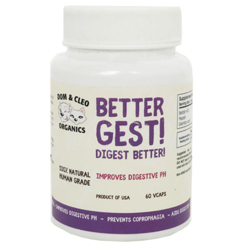 <b>10% OFF:</b> Dom & Cleo Organics Better Gest For Dogs & Cats