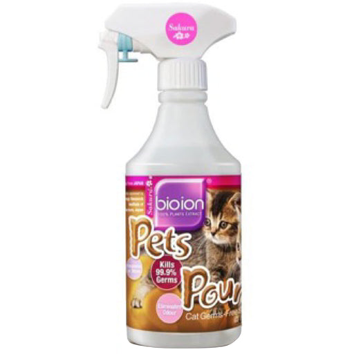 <b>10% OFF:</b> Bioion Pet Pounce Sakura Pet Santizier
