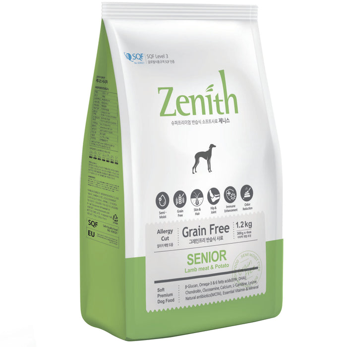 Bow Wow Zenith Light & Senior Soft Bites Dry Dog Food
