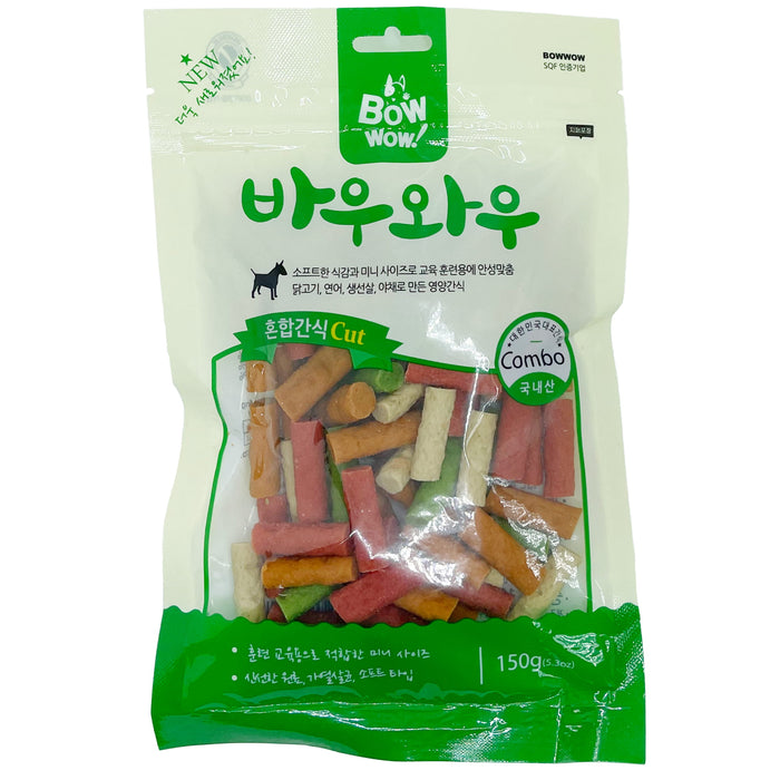 Bow Wow Mixed Cut For Dogs