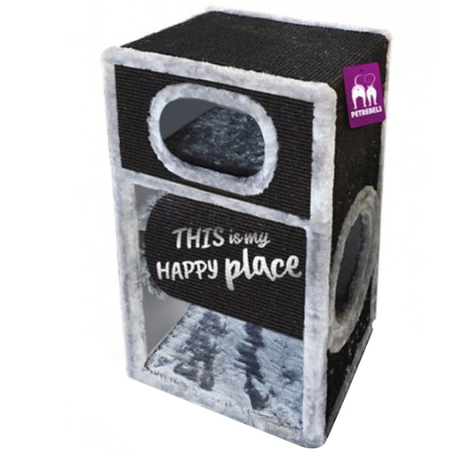 <b>15% OFF:</b> PetRebels Box 70 Grey Cat Tree