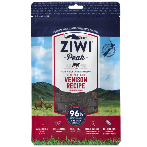 [PAWSOME] <b>20% OFF:</b> Ziwi Peak Air Dried Venison Dry Cat Food