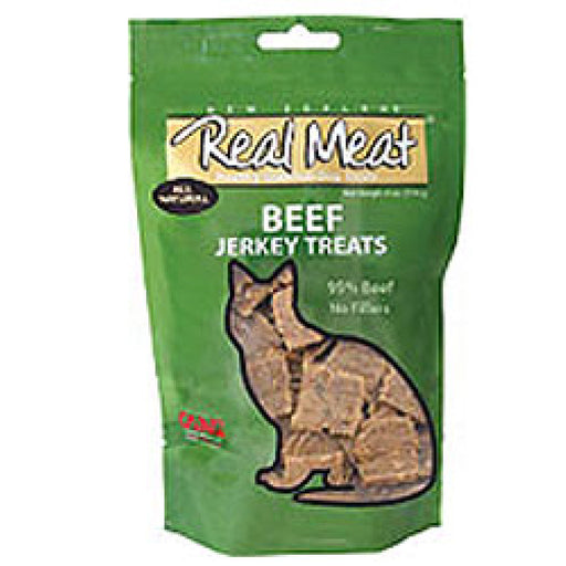 <b>5% OFF:</b> Real Meat Grain Free Beef Jerky For Cats