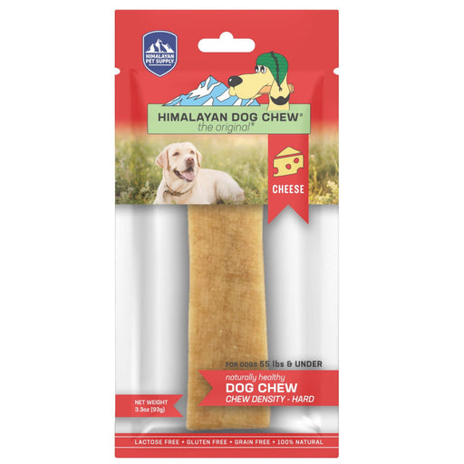 Himalayan Pet Supply Cheese Large Dog Chew