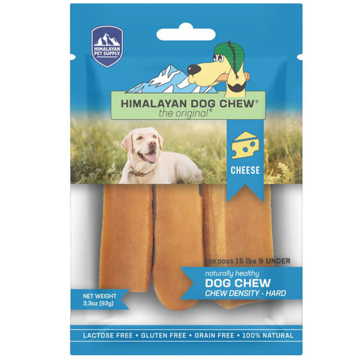 Himalayan Pet Supply Cheese Small Dog Chew