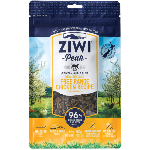 [PAWSOME] <b>20% OFF:</b> Ziwi Peak Air Dried Chicken Dry Cat Food