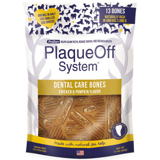 <b>10% OFF:</b> SwedenCare ProDen PlaqueOff® Chicken Dental Bones