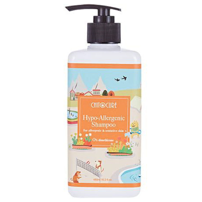 <b>15% OFF:</b> Chitocure Hypo Allergenic Shampoo For Dogs