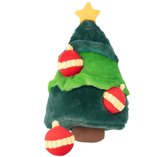 ZippyPaws Holiday Zippy Burrow - Christmas Tree