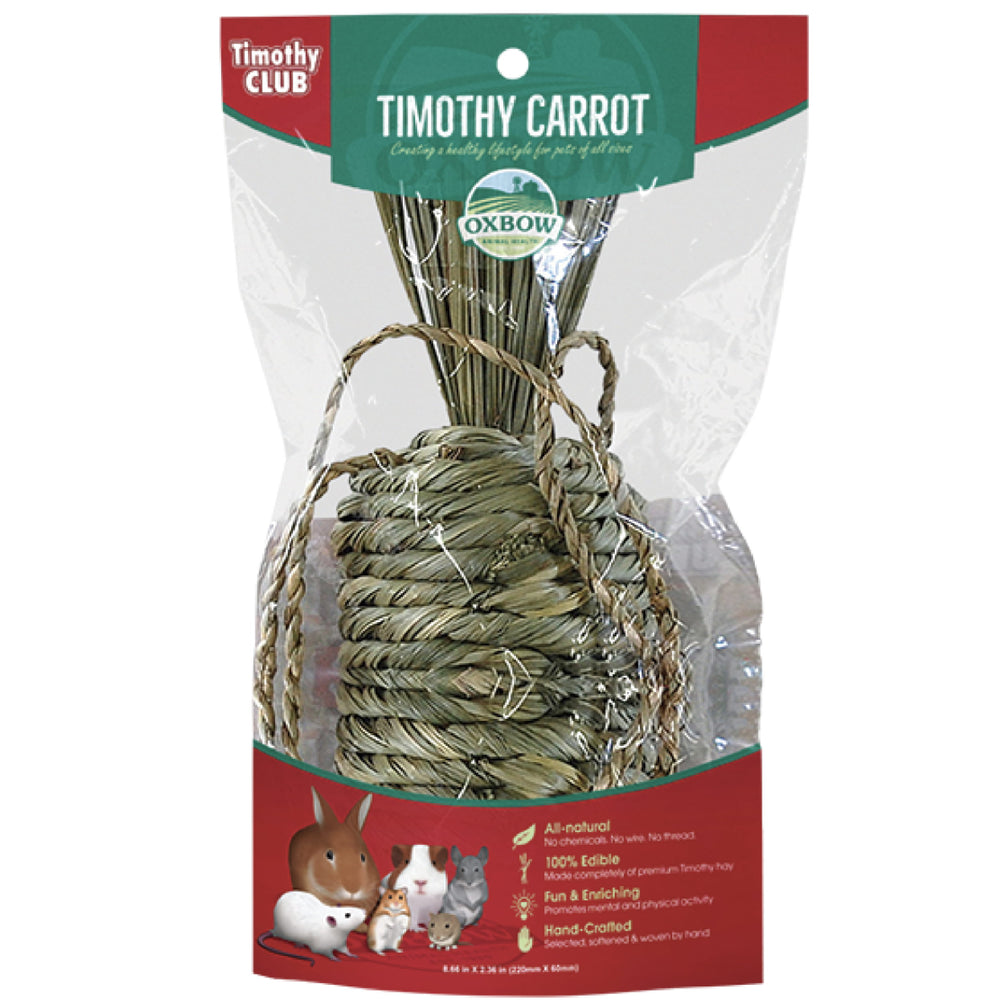 <b>5% OFF:</b> Oxbow Timothy CLUB Carrot