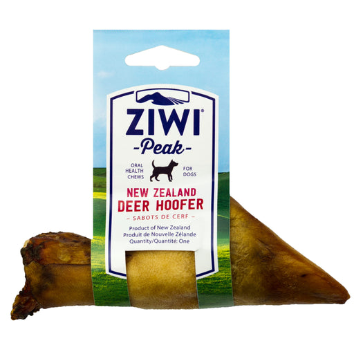 <b>20% OFF:</b> Ziwi Peak Air Dried Deer Hoofer Dog Treats