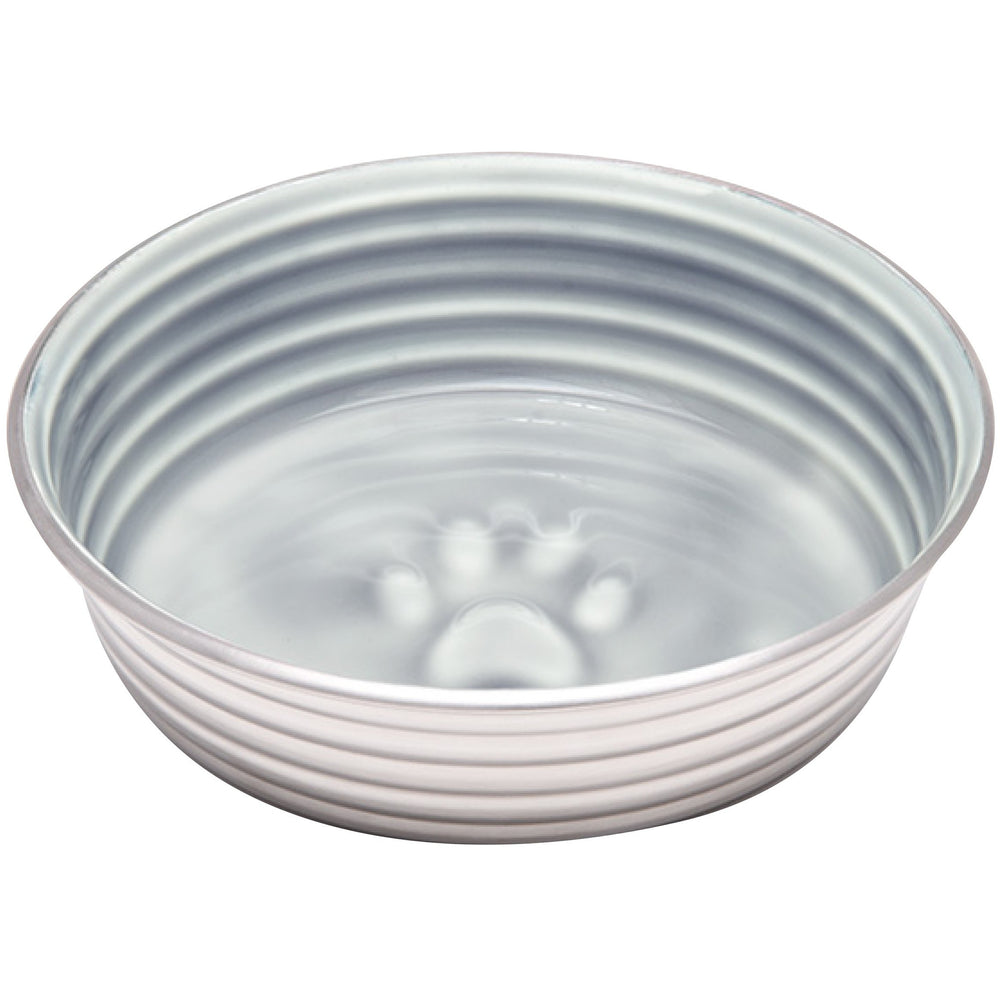 Loving Pets Parisian Gray Le Bol Dog Bowl