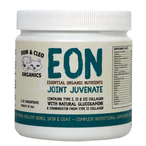 <b>10% OFF:</b> Dom & Cleo Organics EON Joint Juvenate For Dogs & Cats