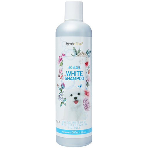 <b>10% OFF:</b> Forbis Classic White Shampoo For Dogs