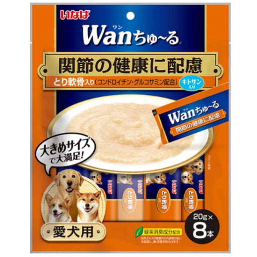 Inaba Functional Wan Chu Ru Chicken With Cartilage Creamy Treats For Dogs
