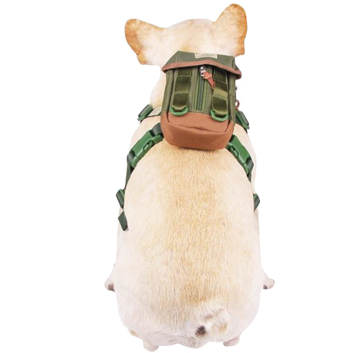 Sputnik Multi Function Green Poop Bag Dispenser/ Clean Bag