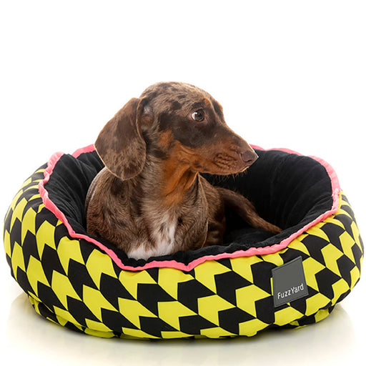 <b>15% OFF:</b> FuzzYard Harlem Reversible Pet Bed