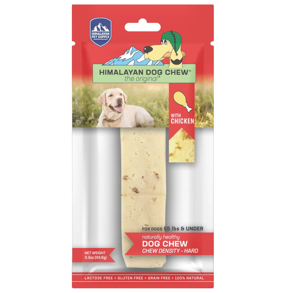 Himalayan Pet Supply Chicken Large Dog Chew