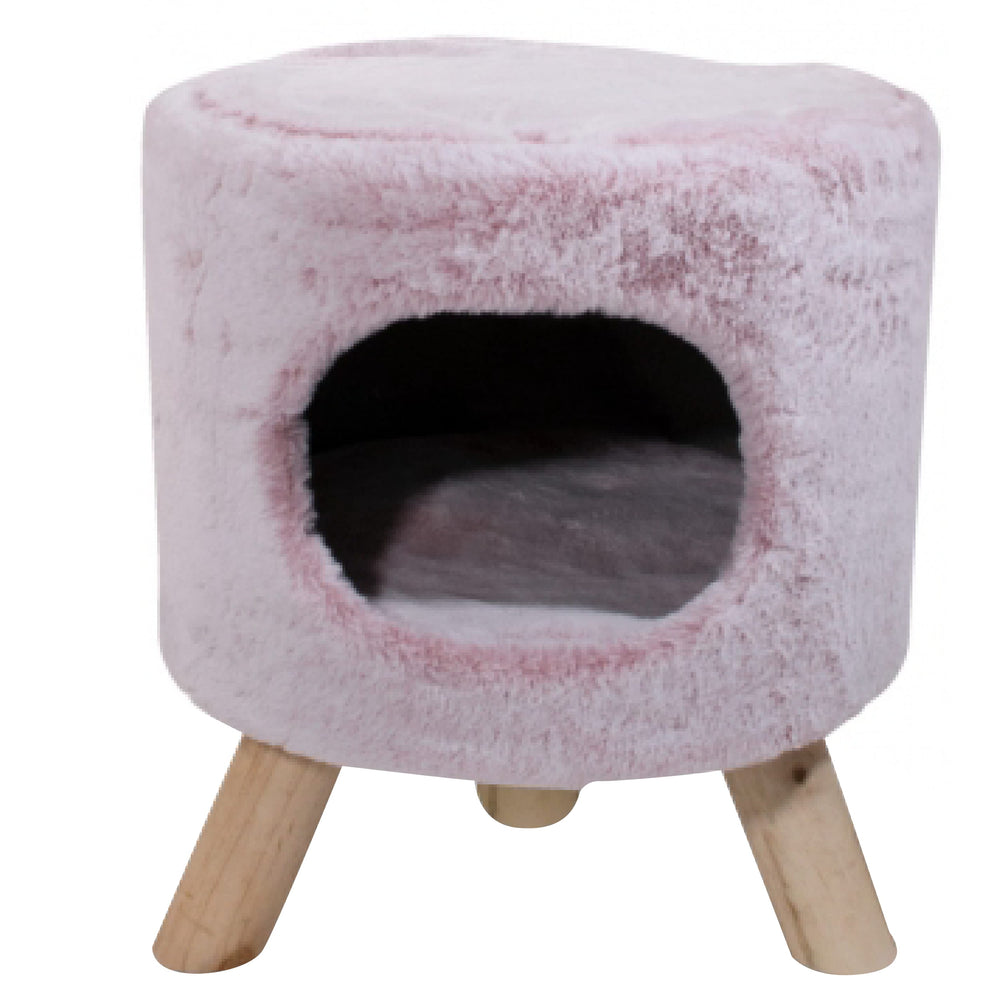 <b>15% OFF:</b> PetRebels Kings & Queens Victoria De Luxe 45 Ice-Pink Cat Furniture