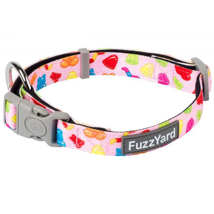 <b>15% OFF:</b> FuzzYard Jelly Bears Dog Collar