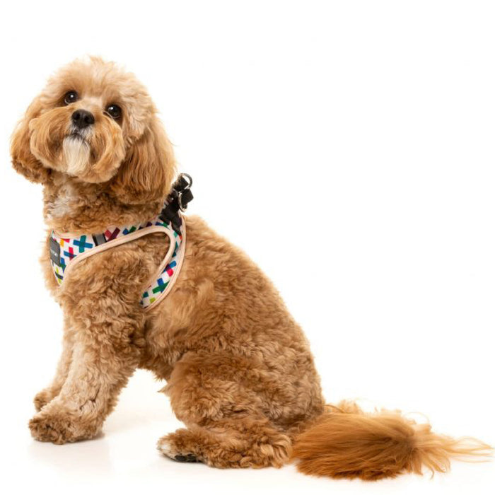 <b>15% OFF:</b> FuzzYard Jenga Dog Step-In Harness