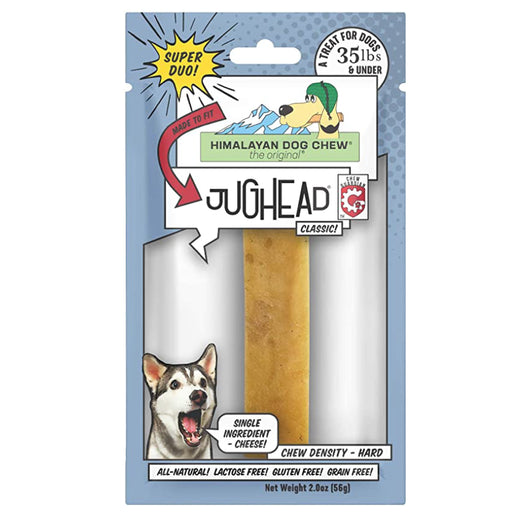 Himalayan Pet Supply Jughead The Original Cheese Dog Chew