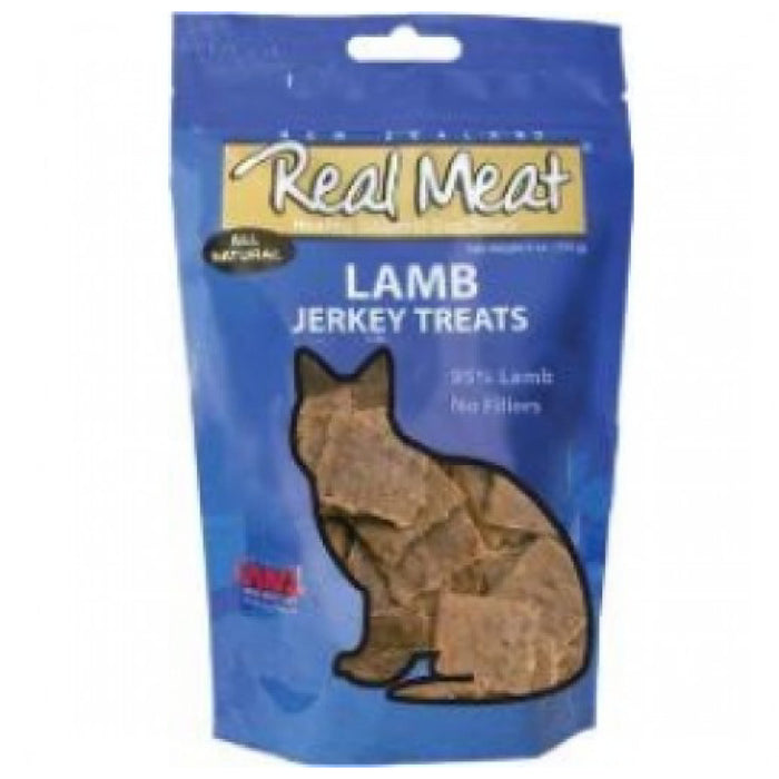 <b>5% OFF:</b> Real Meat Grain Free Lamb Jerky For Cats
