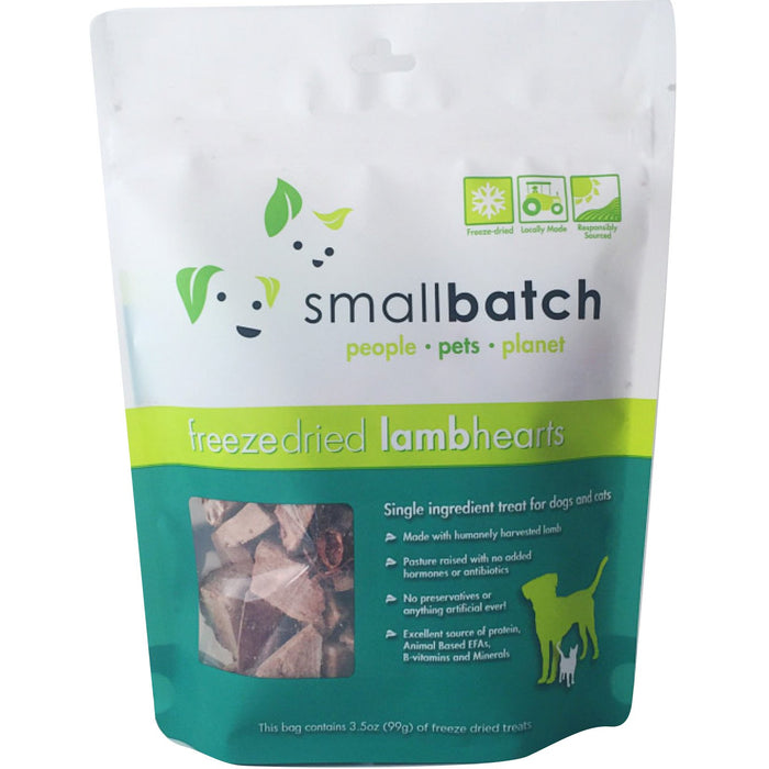 <b>20% OFF:</b> Small Batch Freeze Dried Lamb Hearts