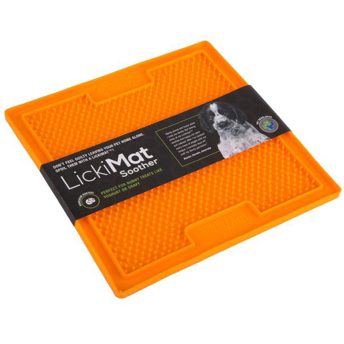 LickiMat® Classic Orange Soother™