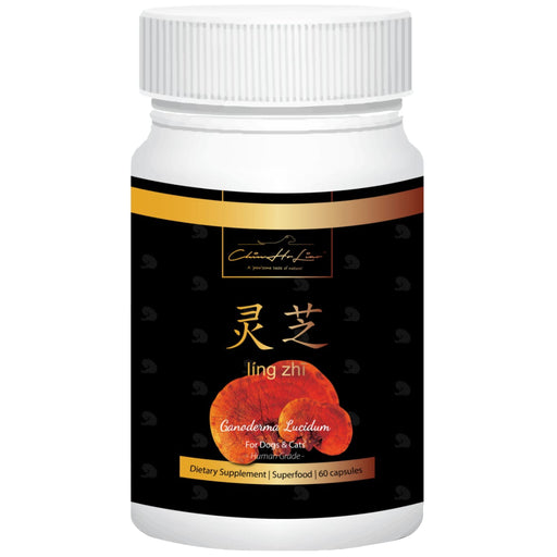 [LAUNCH PROMO] <b>20% OFF:</b> ChinHoLiao Ganoderma Lucidum Ling Zhi Supplement For Dogs & Cats