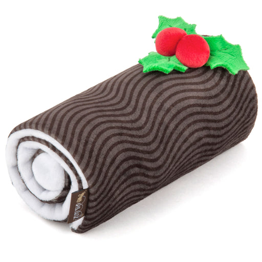 P.L.A.Y Holiday Classic Collection Yummy Yuletide Log Plush Toy